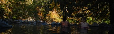 Sloquet Hot Springs