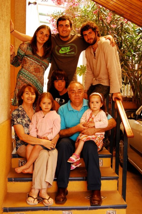 Mi hermosa familia :')