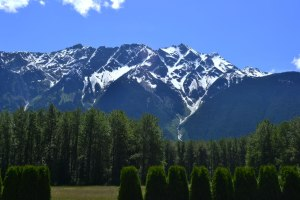 Mount Currie, Pemberton