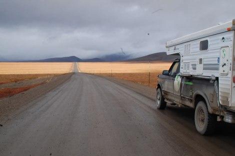 La Dempster highway, lo mejor del Yukon.
