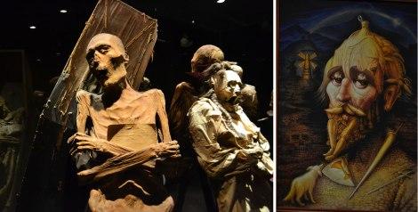 Museo de las Momias e Iconográfico del Quijote
