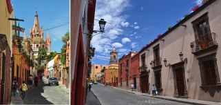 Las calles de San Michael