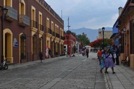 Ciudad de Oaxaca, centro histórico
