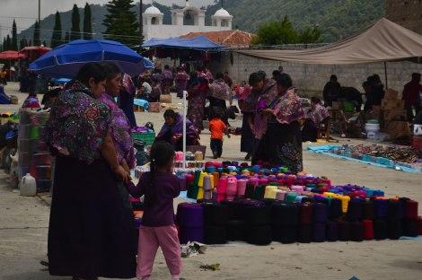 El Mercado de Zinacantán