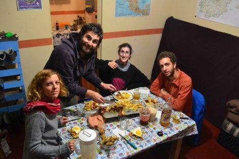 Chorrillanas para nuestros amigos españoles