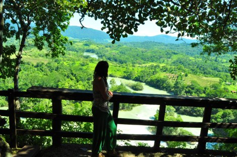 Vista de la Selva Lacandona