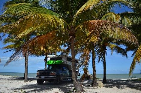 San Crisanto, Golfo de México