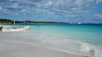 Playa Pescadores... un paraíso!