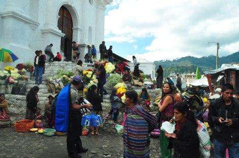 Iglesia Chichicastenango