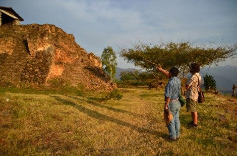 Ruinas Mayas en Kajyub