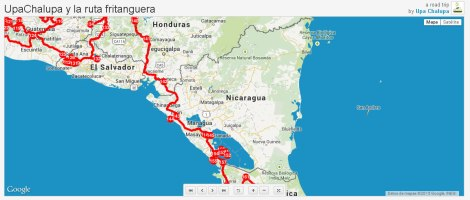 Nuestra Ruta en Nicaragua
