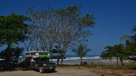 Playa Carmen, Península Nicoya