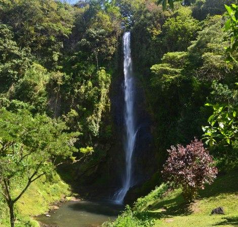 La Cascada más alta