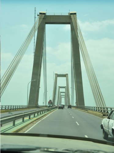 Puente del lago de Maracaibo