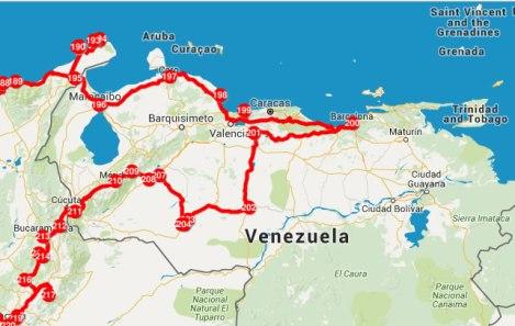 venezuela_recorrido