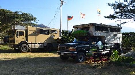 Camping Finca Sommerwind, Ibarra - Ecuador