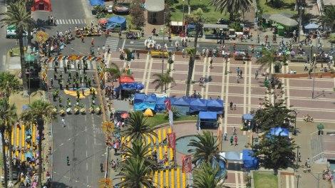 Vista desde el Morro del Carnaval Andino
