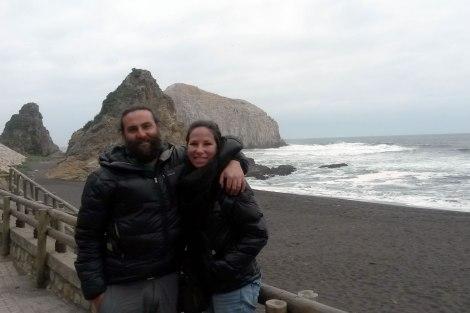 Visitando el Santuario de la Naturaleza Las Rocas